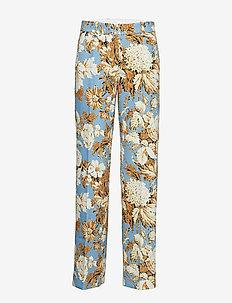 Marcel, 529 Printed Tailoring - BLUE HORTENSIA