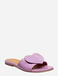 Amina, 537 Malva Patent Shoes - MALVA