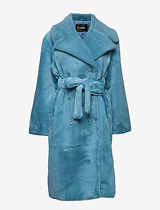 Happy, 647 Outerwear - TEAL