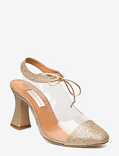 Katya, 758 Katya Glitter - classic pumps - gold