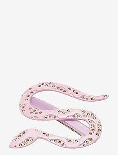 Snake, 756 Hair Clip - PINK