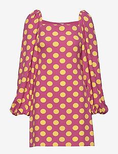 Will, 775 Structure Stretch - midi kjoler - polka dot