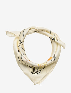 Tilda, 806 Silk Scarves - DANCERS CREAM