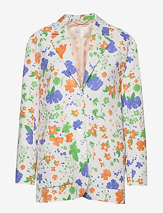Bass, 796 Printed Tailoring - suits & co-ords - blossom