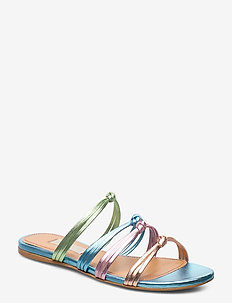 Opra, 830 Opra Sandal - platta sandaler - metallic rainbow