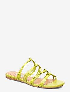 Opra, 830 Opra Sandal - platta sandaler - sherbet