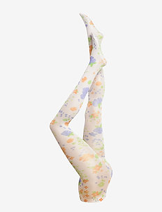 Ady, 792 Printed Stockings - BLOSSOM
