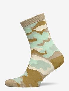 Iggy, 858 Socks - sockor - camouflage green