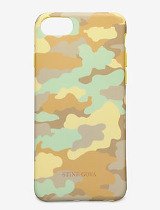 Molly, Iphone Cover 6/7/8 - etui na telefony - camouflage green