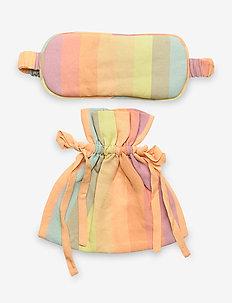 Adeline, 851 Rainbow Viscose - travel accessories - rainbow