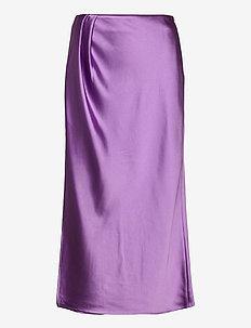 Bladi, 936 Lilac Sheen Cady - midinederdele - lilac
