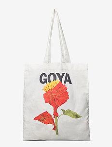 Rita, 953 Tote Bag - shoppere - sunflower