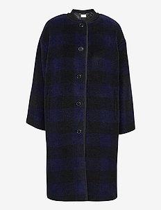Beth, 1014 Fleece Outerwear - kåper - gingham