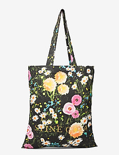 Rita, 1049 Tote Bag - shoppers - poppy