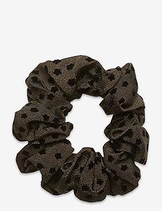 Scrunchy, 1034 Textured Poly - haar accessoires - meadow flock