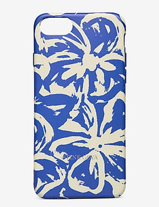 Molly, Iphone Cover 6/7/8 - mobilskal - violet hawaii