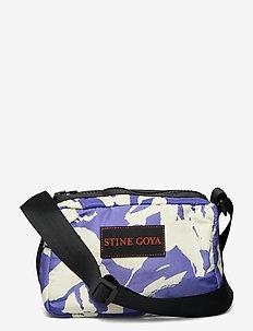 Vivienna, 1200 Nylon Bags - tasker - violet hawaii