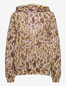 Jamila, 1223 Tracksuit - sweatshirts et sweats à capuche - lavender leaf