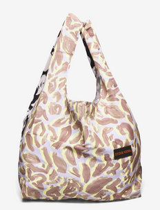 Idunn, 1262 Nylon Bags - tote bags - abstract leaf