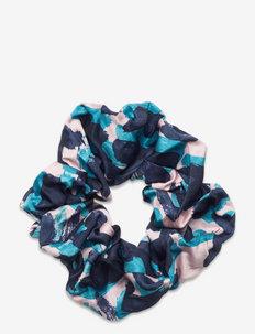 Scrunchy, 1239 Cady Naia - scrunchies - abstract leaf