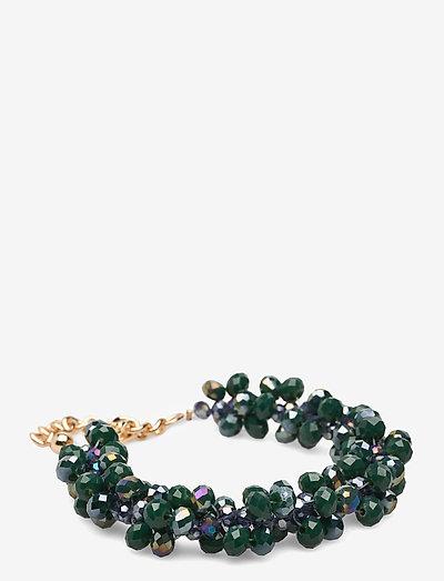 Magda, 955 Jewelry - dainty - seaweed green