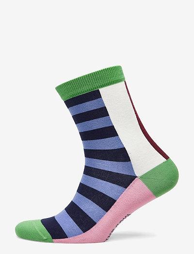 Iggy, 1065 Cotton Blend Socks - sockor - multistripes