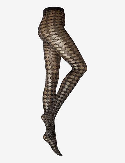 Vero, 1063 Stockings - undertøj - diamond cedar