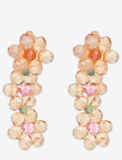 Tiscar, 1066 Jewelry - Ørestikker - dusty pink