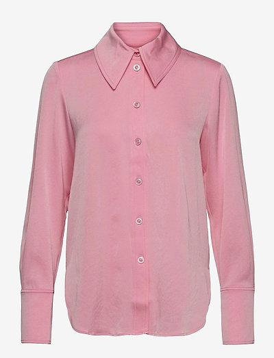 James, 1137 Sheen Cady - långärmade skjortor - pink