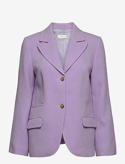 Grace, 1113 Iris Tailoring - casual blazere - lilac