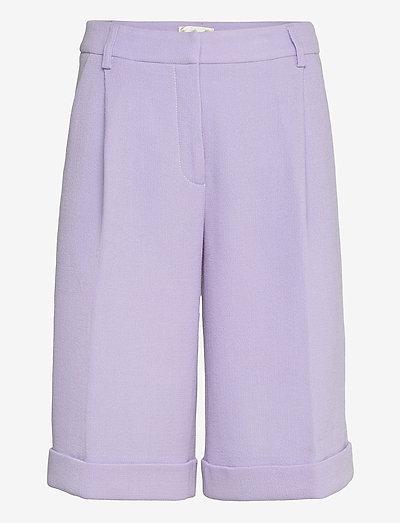 Estella, 1113 Iris Tailoring - bermudashorts - lilac