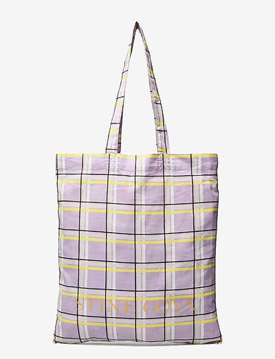 Rita, 1133 Tote Bag - tasker - checks
