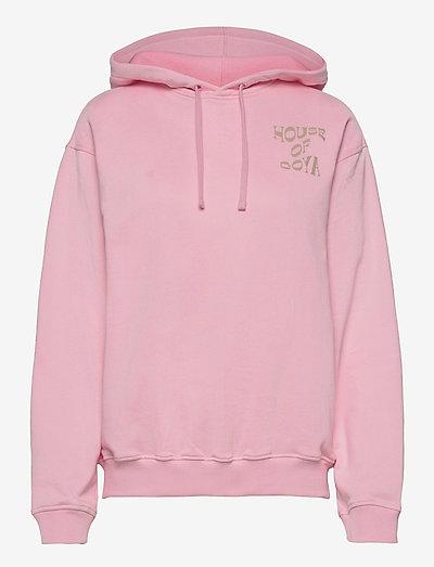 Adrisa, 1209 Tracksuit Goya - sweatshirts & hættetrøjer - pink