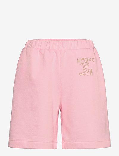 Signe, 1209 Tracksuit Goya - casual shorts - pink