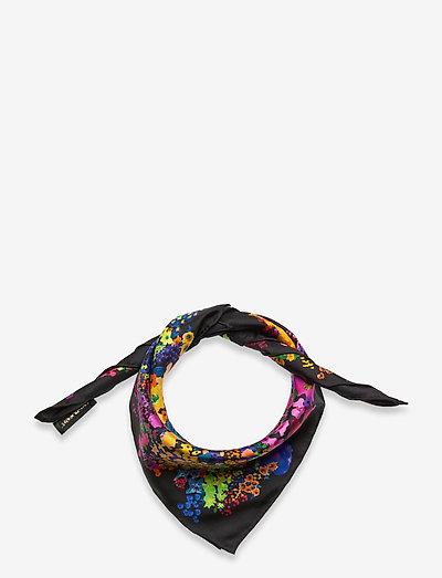 Yumma, 1198 Silk Scarves - accessories - 60s allover