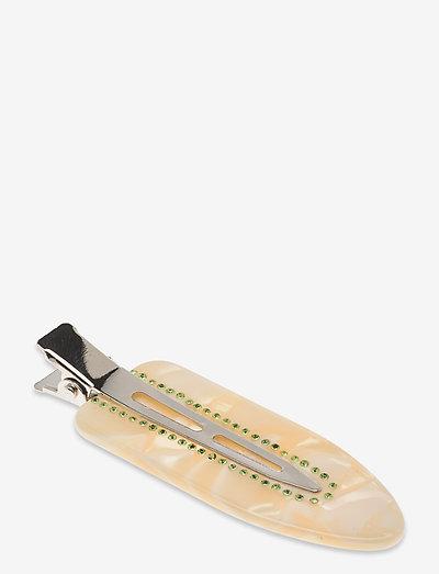 Seyla, 1204 Hair Accessories - hårspænder - golden