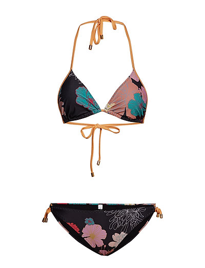 Marlowe, 396 Swimwear - FLOWERS DARK