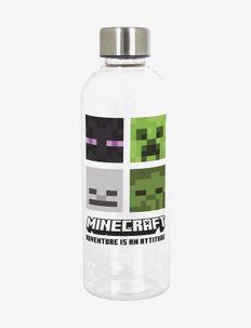 PLASTIC BOTTLE MINECRAFT - vattenflaskor - multi colour