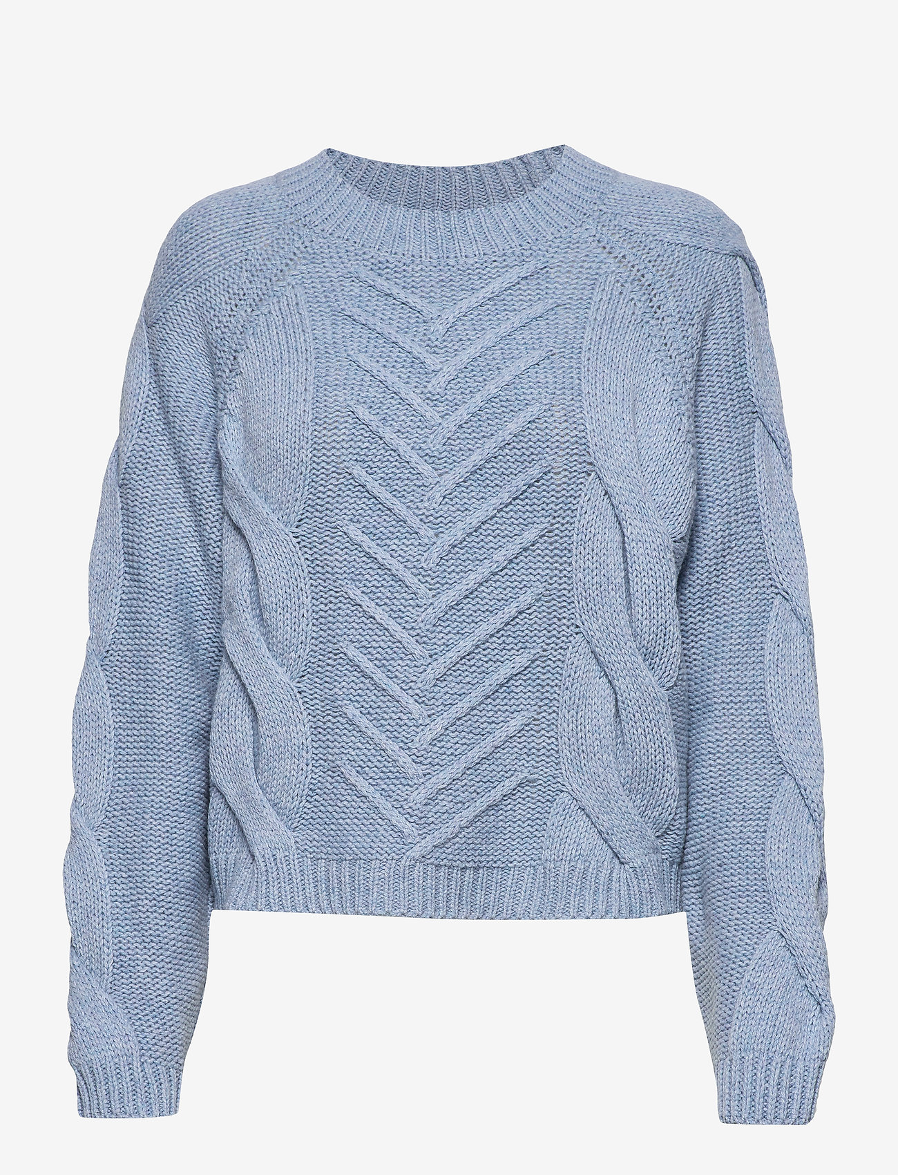 Storm & Marie - Sille Blouse - jumpers - sky blue - 1