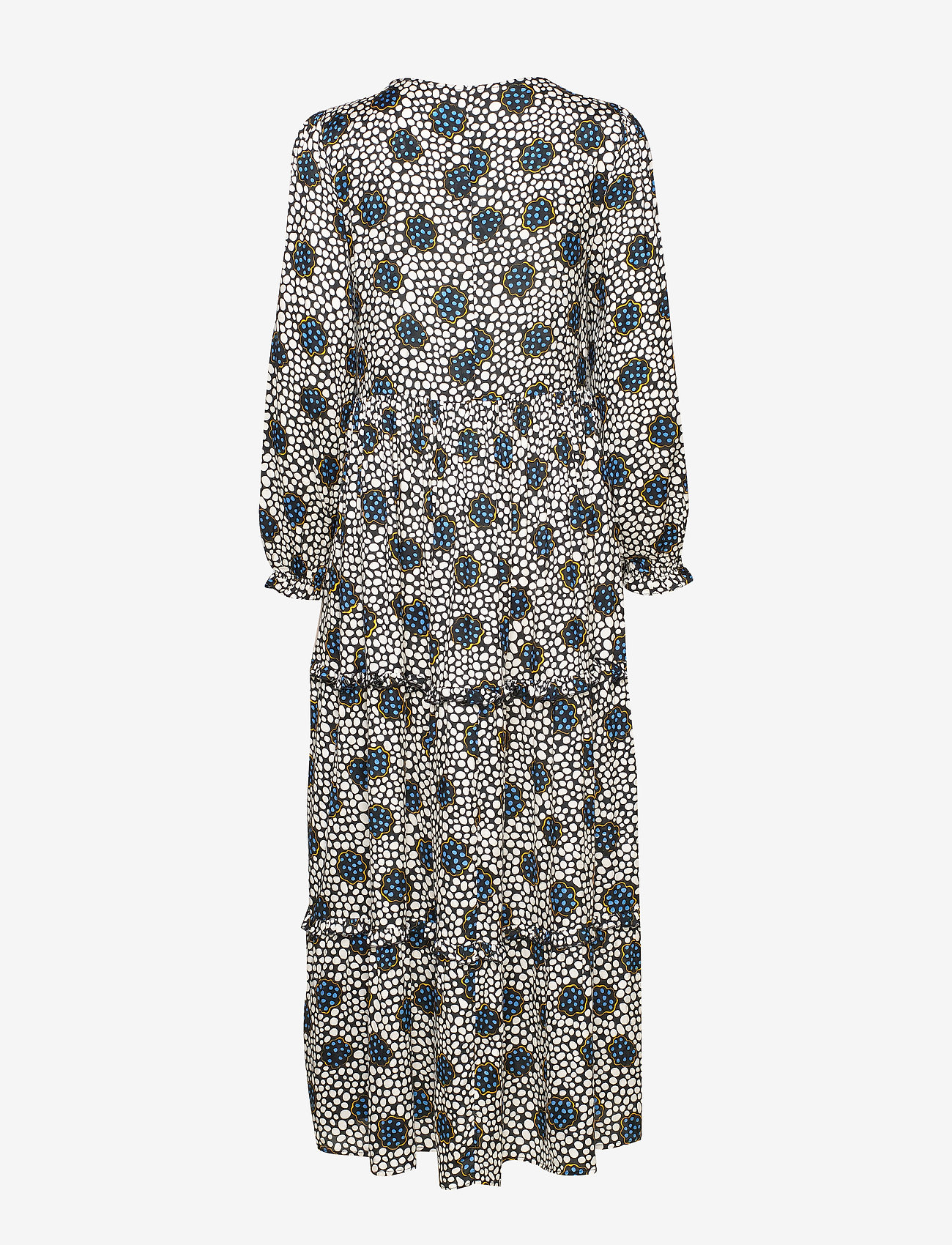 Beate Maxi Dress (All Over Print) (114 €) - Storm & Marie 535E6