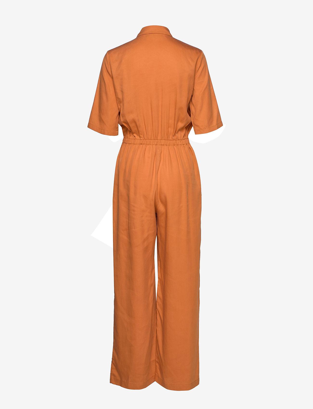 Storm & Marie Debora Jumpsuit - Jumpsuits 851 PEACH - Damen Kleidung