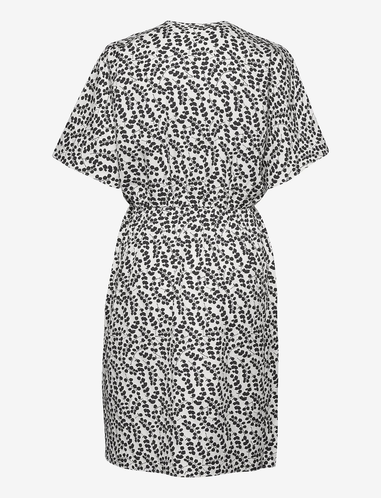 Storm & Marie Caesia Cross Dress - Kleider EUCALYPTUS PRINT - Damen Kleidung