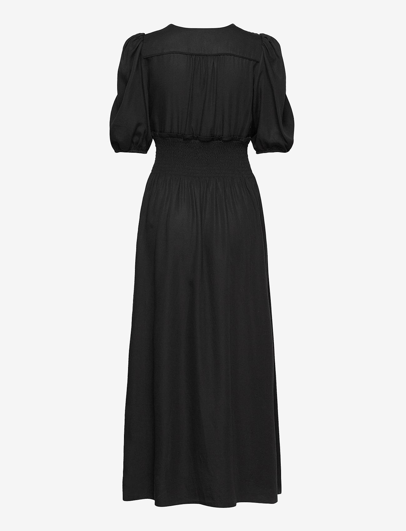 Chloe Puff Dress (Black) (131.25 €) - Storm & Marie b4r4G