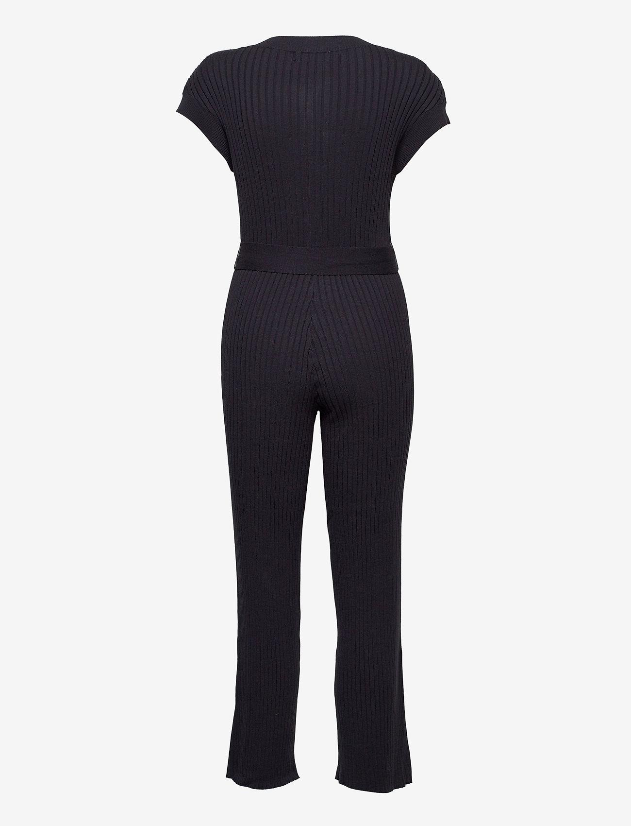 Storm & Marie - Jayden Jumpsuit - jumpsuits - navy - 1