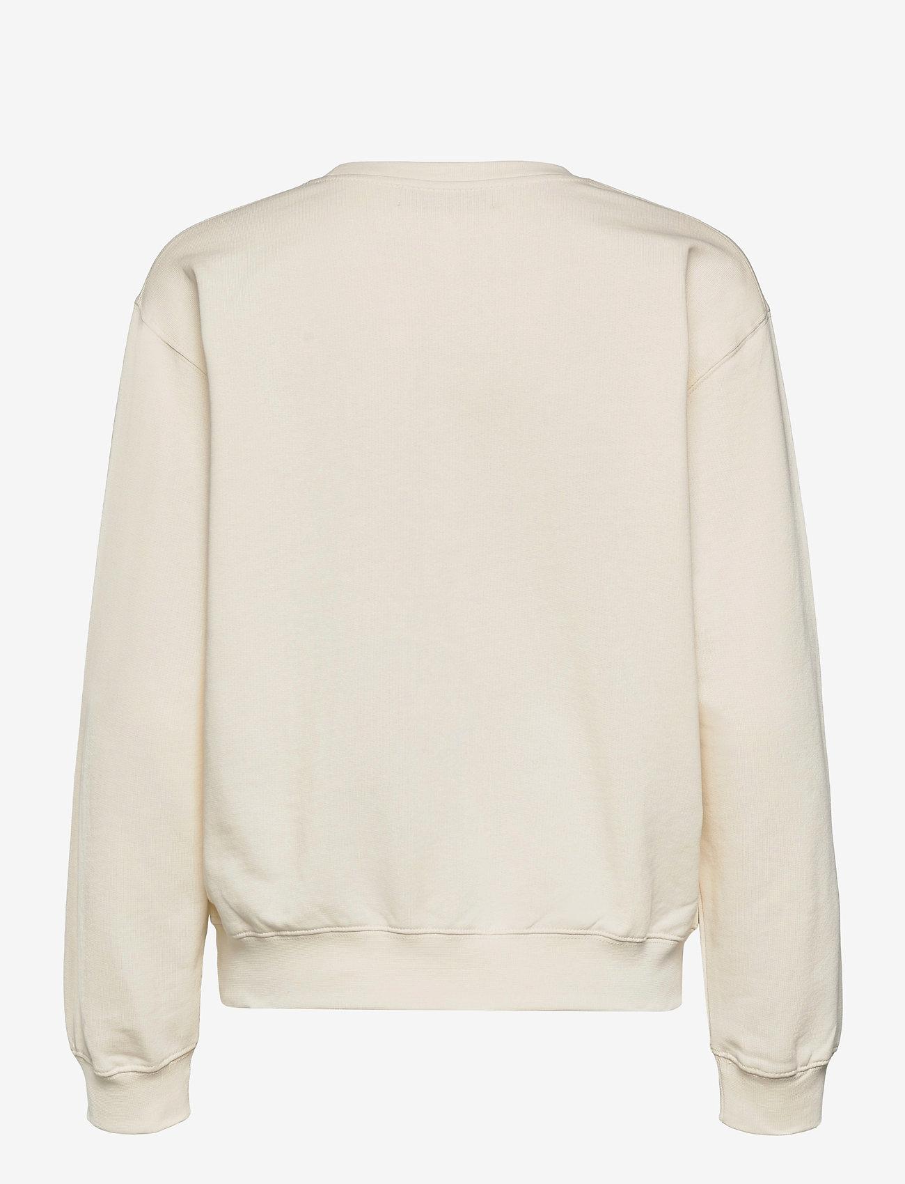 Storm & Marie - Be Better Sweat - sweatshirts & hoodies - vanilla - 1
