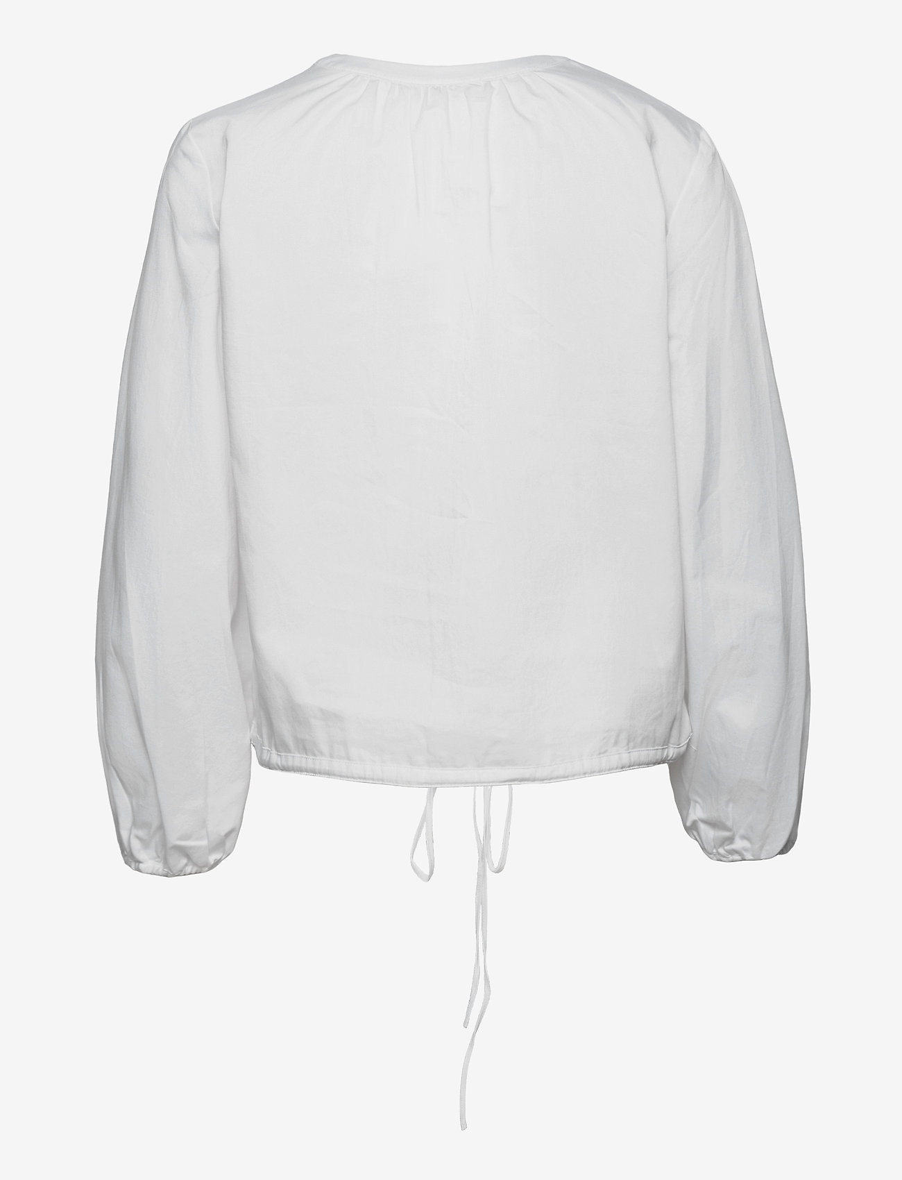 Storm & Marie - Perla Shirt - långärmade blusar - bright white - 1