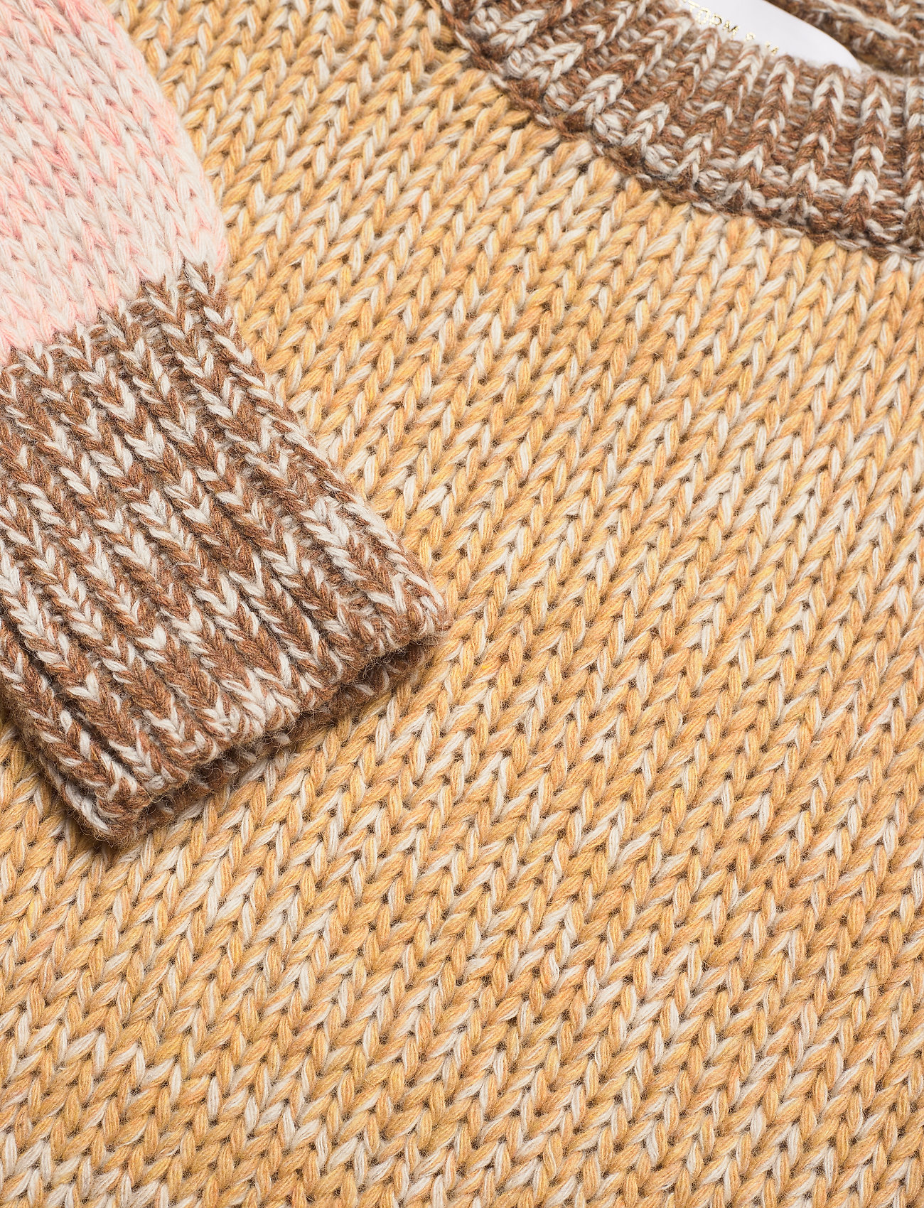 Storm & Marie - Elin Sweater - trøjer - cornsilk - 3
