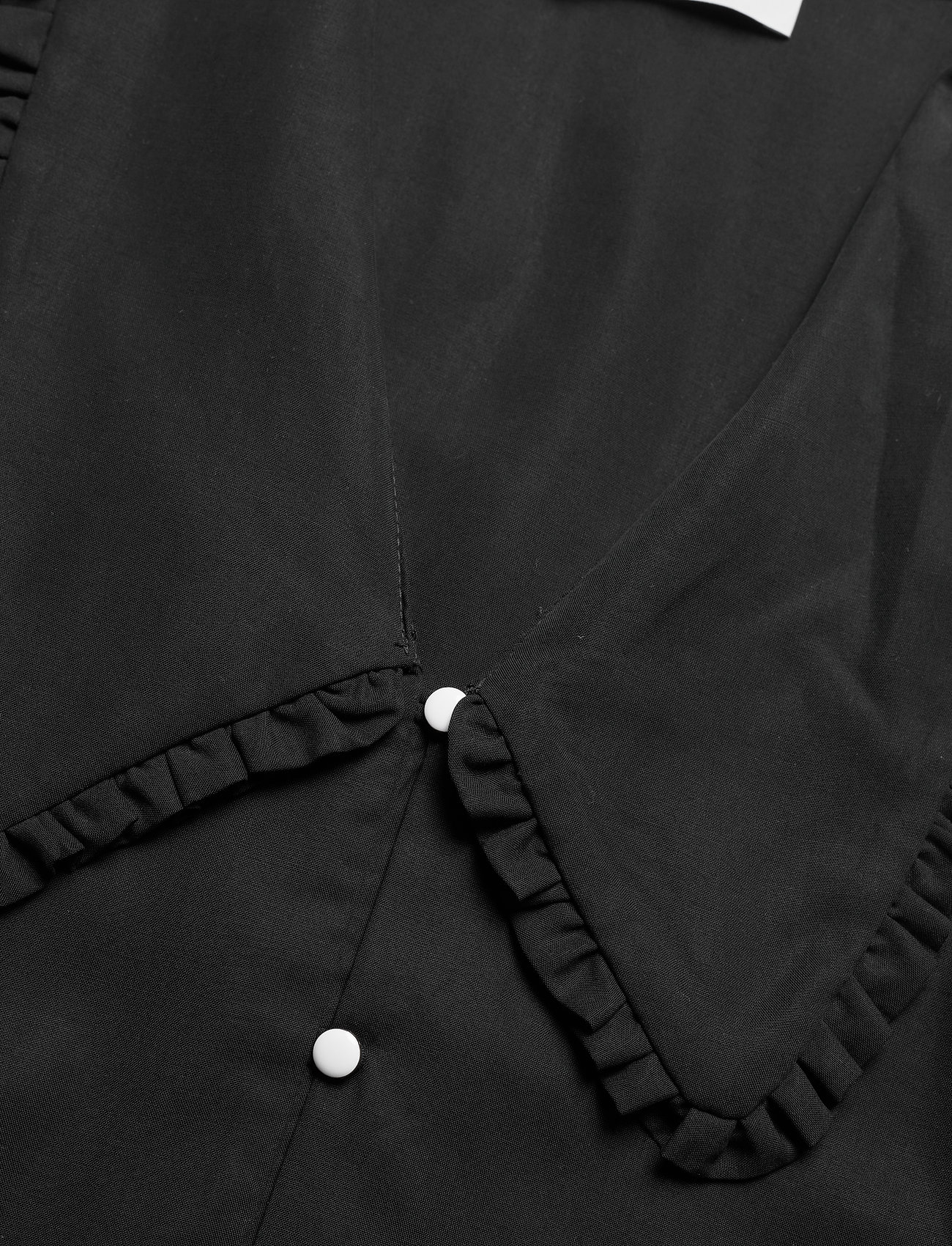 Storm & Marie - Faith Blouse - long sleeved blouses - black - 2