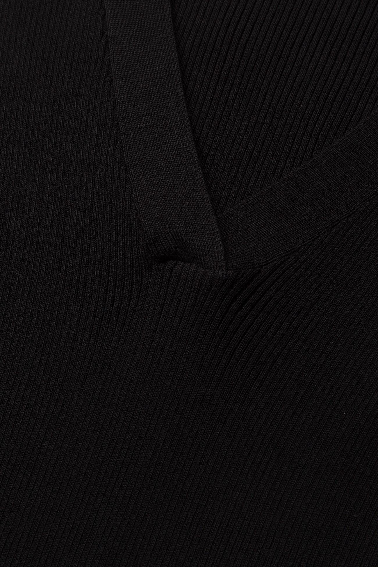 Storm & Marie NAP-V - T-shirty i zopy BLACK - Kobiety Odzież.