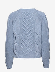 Storm & Marie - Sille Blouse - jumpers - sky blue - 2